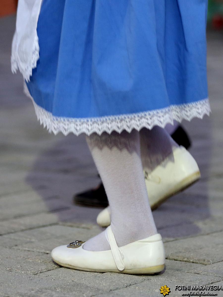 Παραστασιάδα Παραδοσιακών χορών 2017